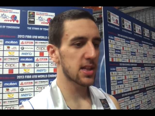 Vasilije Micic Interview - Fiba U19