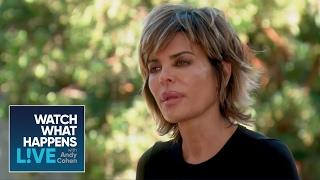 Lisa Rinna Confronts Eden Sassoon [SNEAK PEAK] - RHOBH - WWHL