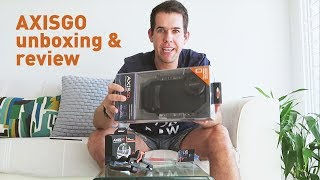 AxisGO UNBOXING AND REVIEW | SURF PHOTOGRAPHY