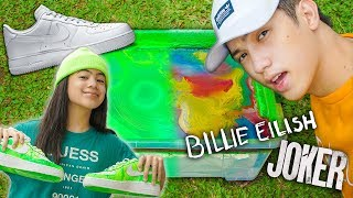 Hydro Dipping Shoes!! (GIVEAWAY!!) | Ranz and Niana