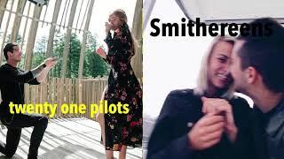 twenty one pilots: Smithereens (Valentine's Day edition)