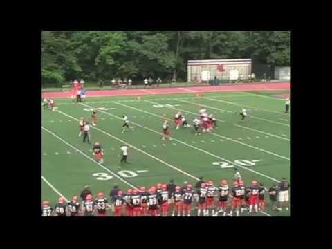 Tyler Brauchle  -- No. 60 -- Mountain Lakes High School -- DE