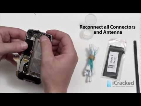 iPhone 4 / iPhone 4S Water Damage Repair - iCracked.com