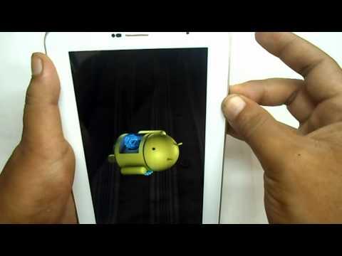 Samsung Galaxy Tab 2 7.0 GT P3100 Factory Reset