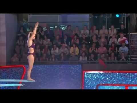Caprice on Splash! - the dive