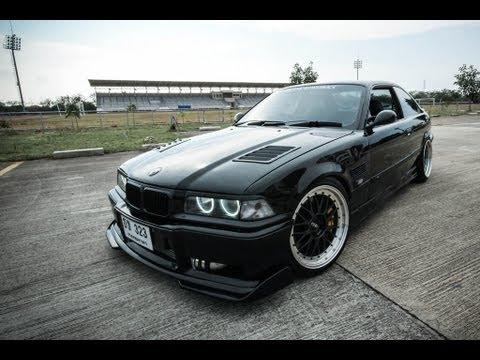 TEZ : BMW E36 Coupe 2JZ-GTE : Story.