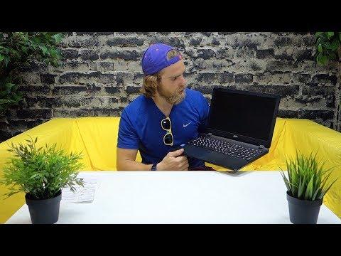 Ноутбук за 9900 рублей - Acer Extensa 2508