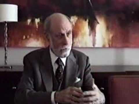 Vint Cerf discusses ICANN