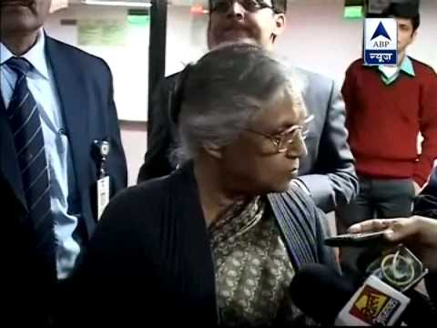 Delhi CM Sheila Dikshit calls meeting over gangrape case