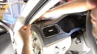 RFB Lighting MK6 Jetta Automatic Headlight Switch Install by USP Motorsports