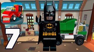 LEGO Juniors Create & Cruise - Gameplay Walkthrough part 7 - Lego Batman (iOS,Android)