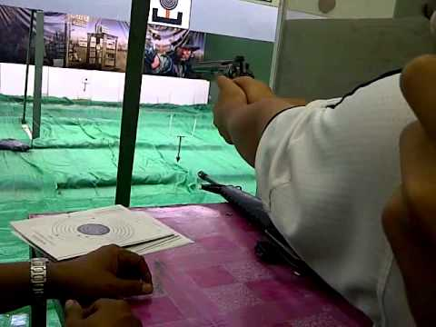 ยิงปืนM16&โม่.22