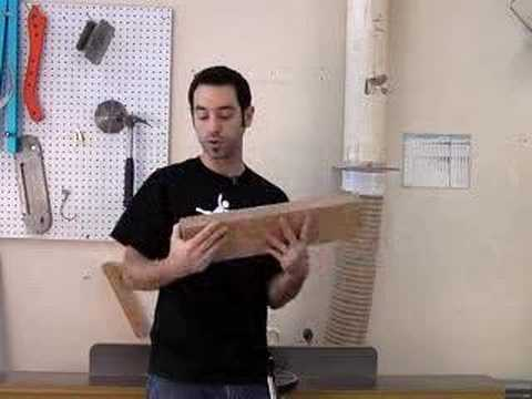 Woodworking #6 - The Jointer's Jumpin'