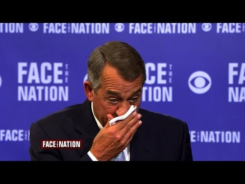 Full interview: John Boehner, September 27