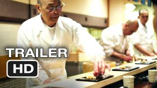 Jiro Dreams of Sushi (2011) - Official Trailer