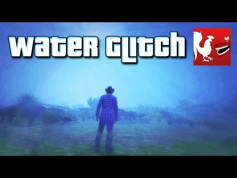 Things to do in GTA V - Water Glitch