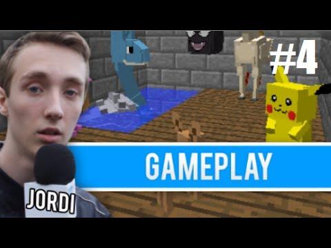 Minecraft (Pixelmon): Nu met muziek! (4)