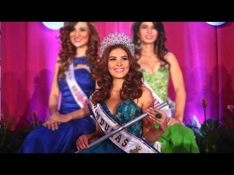María Rosa Alvarado, Miss Honduras, y su hermana habrían sido asesinadas por celos