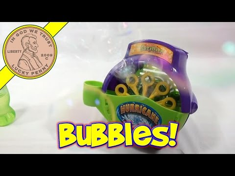 Gazillion Bubble Hurricane, Funrise Toys - A Storm of Colorful Bubbles!