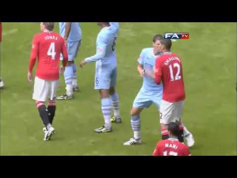 Manchester united vs Manchester city - 1-6  23/10/11 thumbnail
