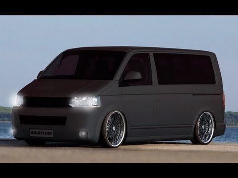 van tuning vw t5 photoshop youtube. Black Bedroom Furniture Sets. Home Design Ideas
