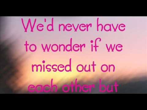 Colbie Caillat - Realize Lyrics