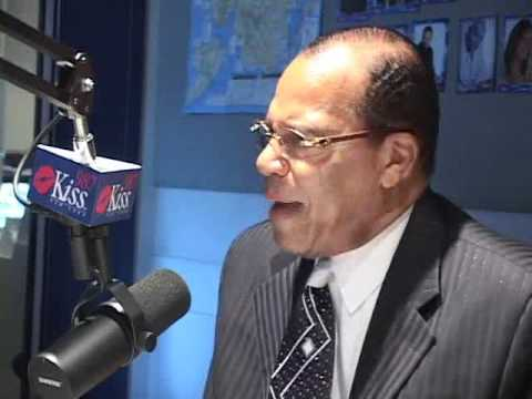 Farrakhan Speaks on Darfur, Sudan: