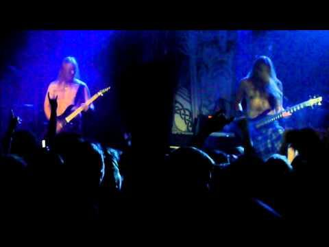 ENSIFERUM - Twilight Tavern(Live at Arenele Romane - 2011).MOV