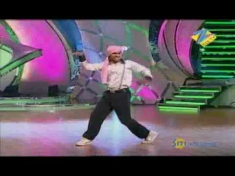 Lux Dance India Dance Season 2 Jan. 29 '10 Special Performance Parvez video