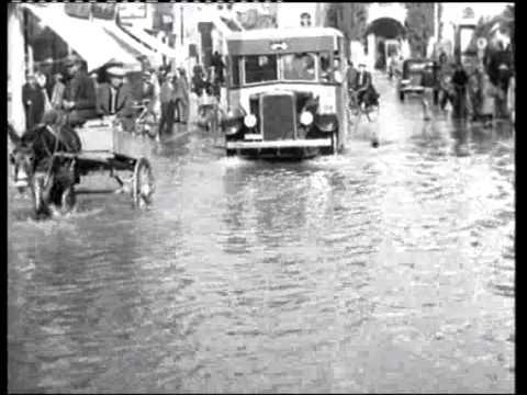 תל אביב בסערה 1938