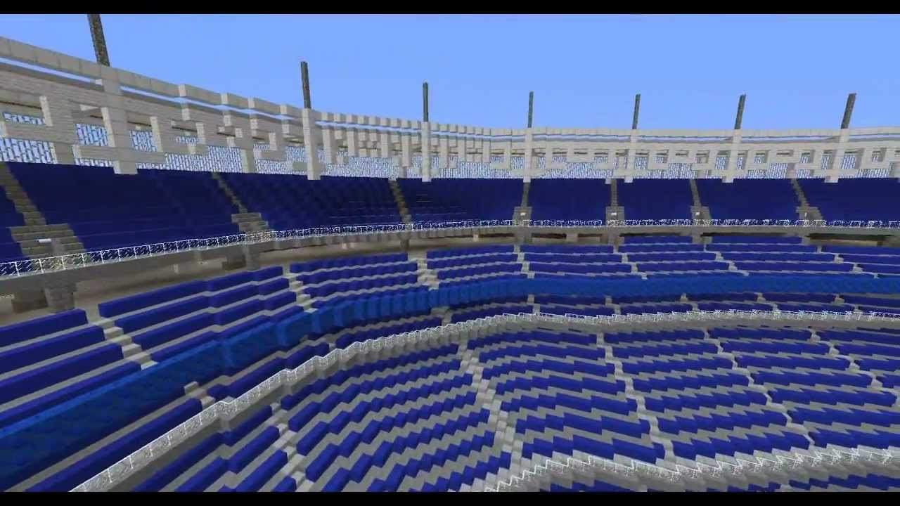 Minecraft Baseball Yankee Stadium Youtube