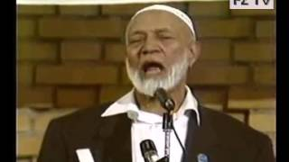 Video: The Injeel is not the Christian Bible - Ahmed Deedat