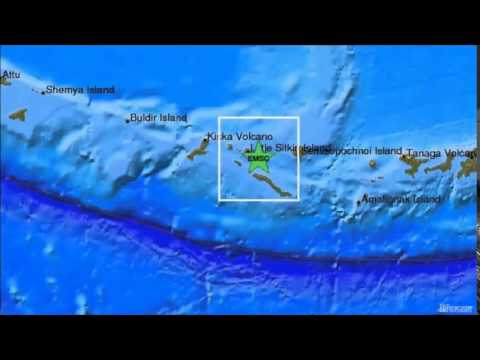 M 7.9 EARTHQUAKE - RAT ISLANDS, ALEUTIAN ISLANDS - June 23, 2014