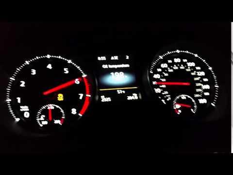 MK7 GTI DSG 0-60 mph