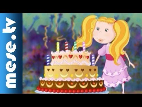 Halász Judit - Boldog Születésnapot (gyerekdal, Születésnapi Dal)
