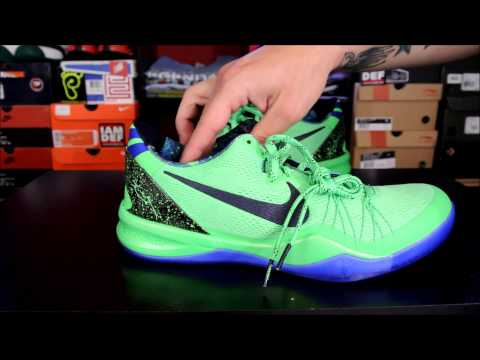Nike Kobe 8 SYSTEM Elite 'Superhero'