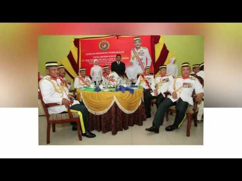 Perbarisan Persaraan Lt Jen Datuk Dr William Stevenson Pada 1-12-2015