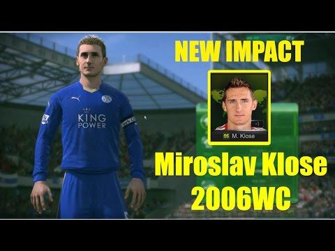 FIFA Online 3 : [Review] Miroslav Klose 2006WC ยืนดี คม สตรอง