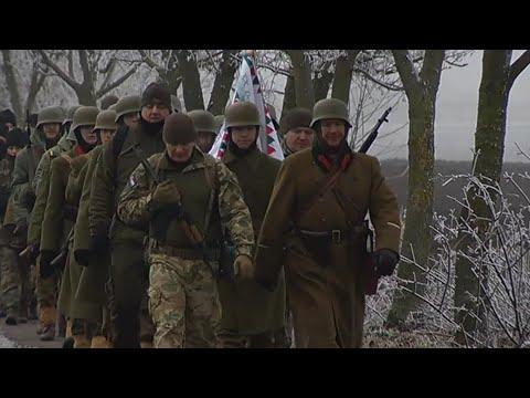 Hajdúnánási Televízió: Huszadik alkalommal indult útnak a Doni Hősök Emléktúra 2020. 01.31.
