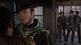 For a Few Dollars More - Clint Eastwood