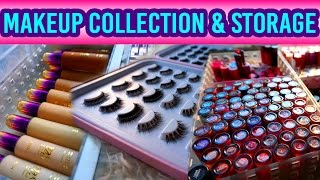 My Makeup Collection, Storage & Organization | Glam&Gore