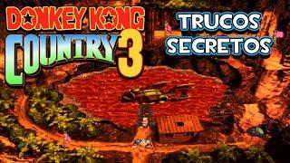 SNES Donkey Kong Country 3 - Trucos Secretos