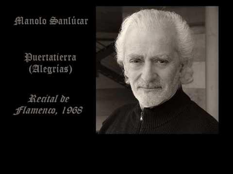 Manolo Sanlucar - Puertatierra