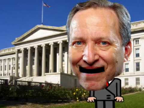 Headzup: Larry Summers Talks AIG Bailout Bonuses
