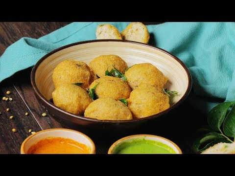 Gobble | Mysore Bonda | South Indian Special