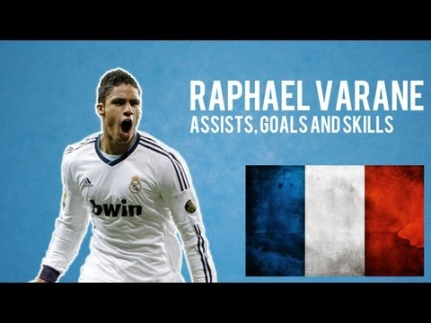 Raphael Varane | Real Madrid | Assists, Goals and Skills