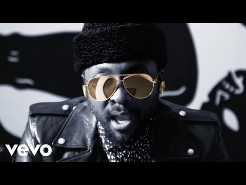 The Black Eyed Peas ft. CL - DOPENESS (Official Video)