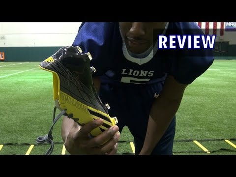 Ep. 67: Adidas Adizero 5-Star 2.0 Review (Football Cleats)
