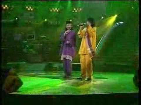 Jamal Abdillah & M.Nasir^^Ghazal Untuk Rabiah L!ve..