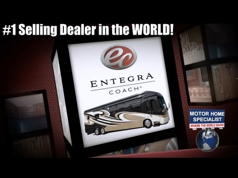 2013 Entegra Coach Anthem Luxury RV for Sale at Motor Home Specialist (Stk.#5084)